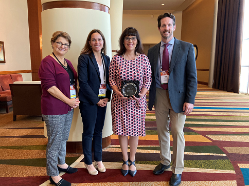 2019 CiM Excellence in Medical Student Career Advising Awards Advisor Award Winner Angela P. Mihalic, MD