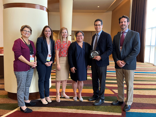 2019 CiM Excellence in Medical Student Career Advising Award Program Award winner University of Chicago