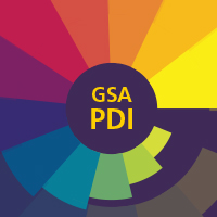 Spiral diagram with GSA PDI