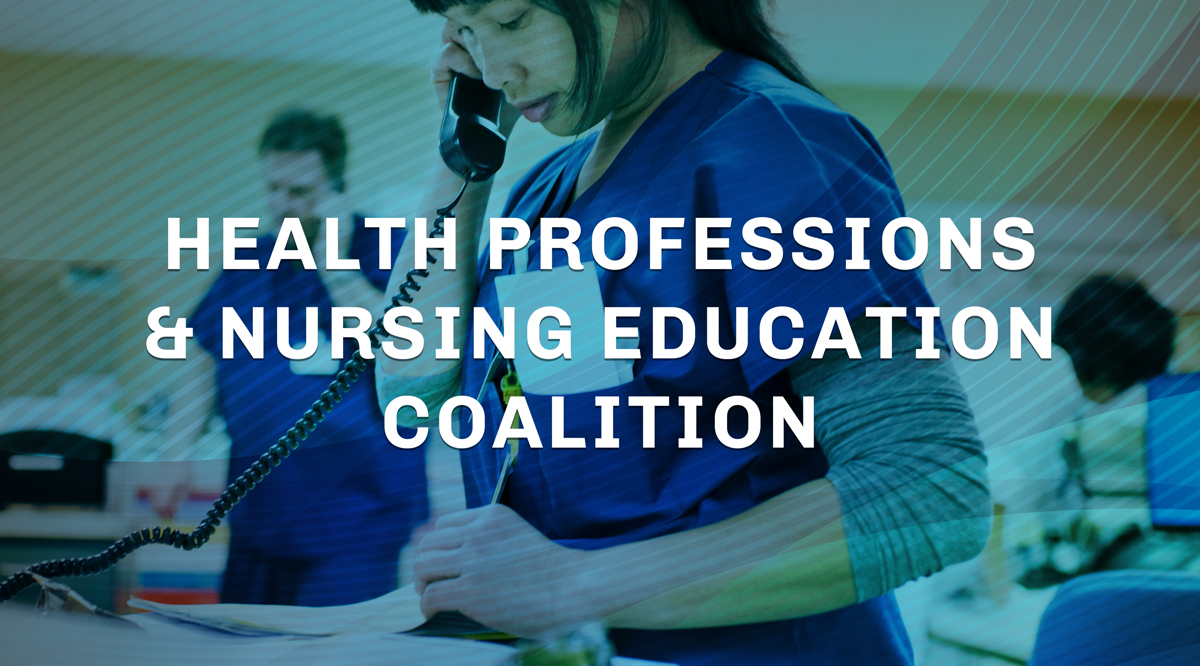 Health Professions and Nursing Education Coalition