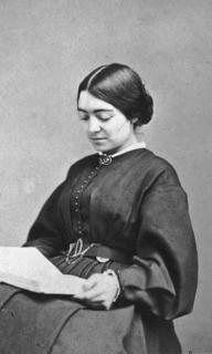 Photo of Mary Putnam Jacobi
