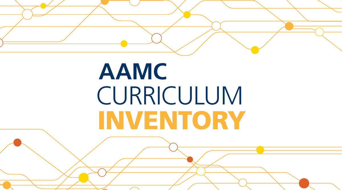 Logo for the AAMC Curriculum Inventory