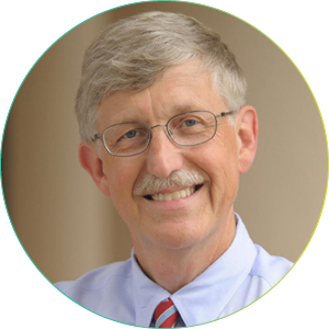 Francis S. Collins, MD, PhD