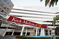 Keck Medical building