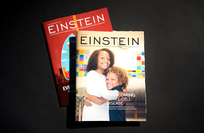 print and digital publishing - external - einstein