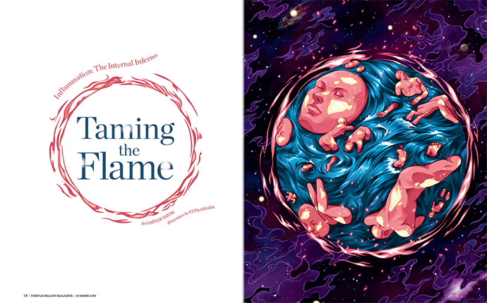 fenley - science - flame