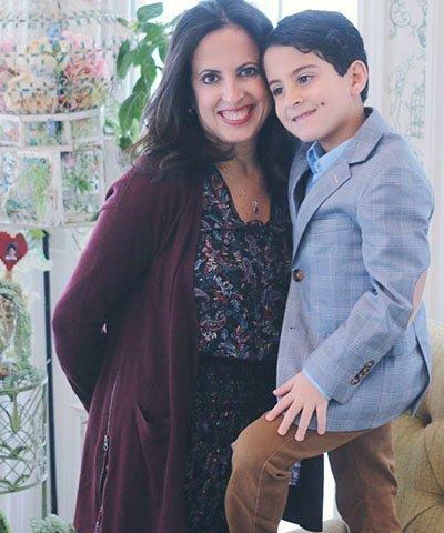 Rana Awdish, MD, with her son, Waltxsmall.jpg