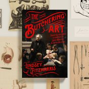 The Buthering Book Cover