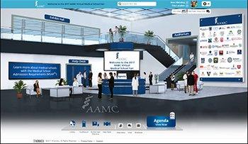 virtual medical school fair