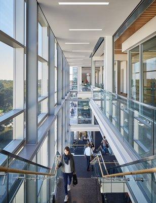 Dell Medical School Open Halls