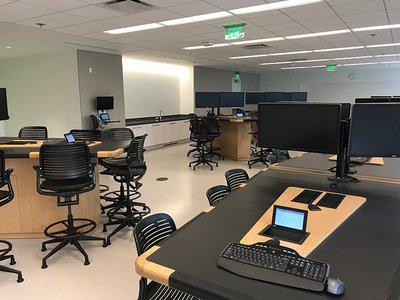David Geffen School of Medicine Teaching Lab