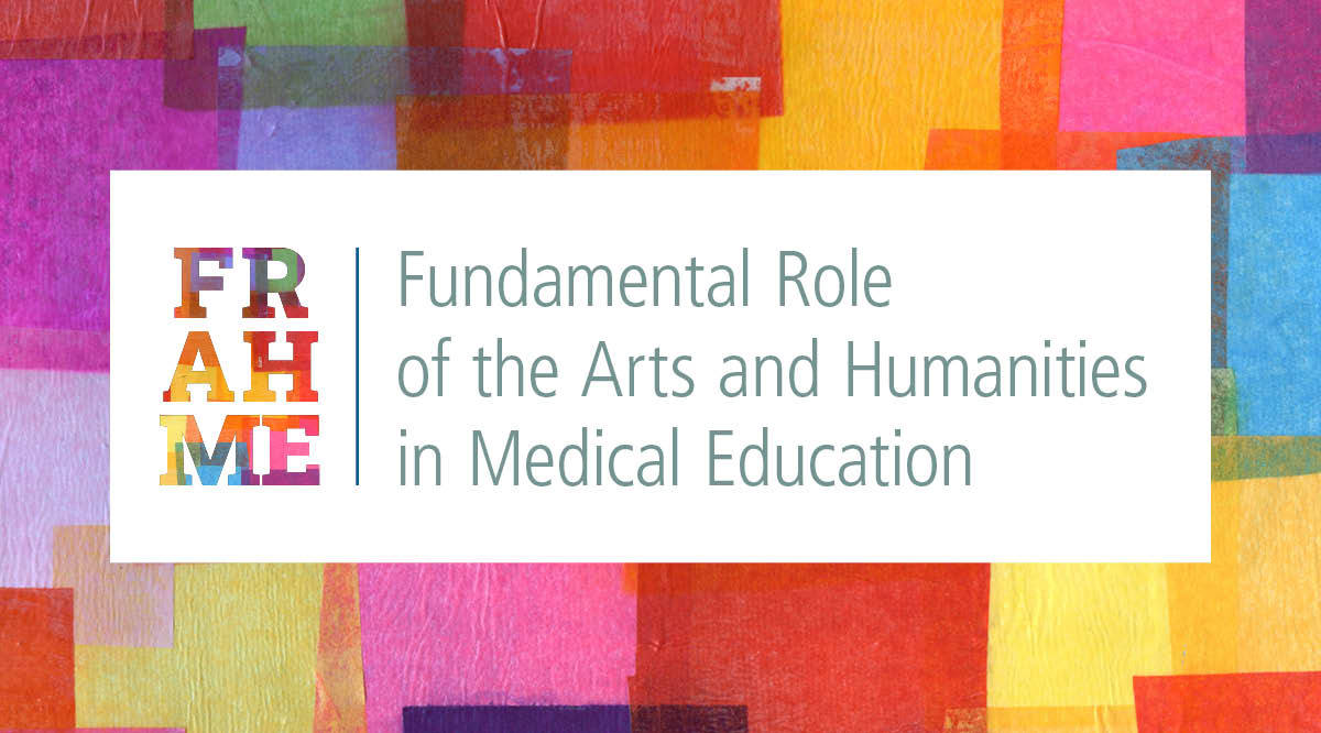 Logo for the Fundamental Role of Arts and Humanities in Medical Education