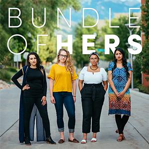 Bundle of Hers: Leen Samha, Margaux Miller, Bushra Hussein, and Harjit Kaur