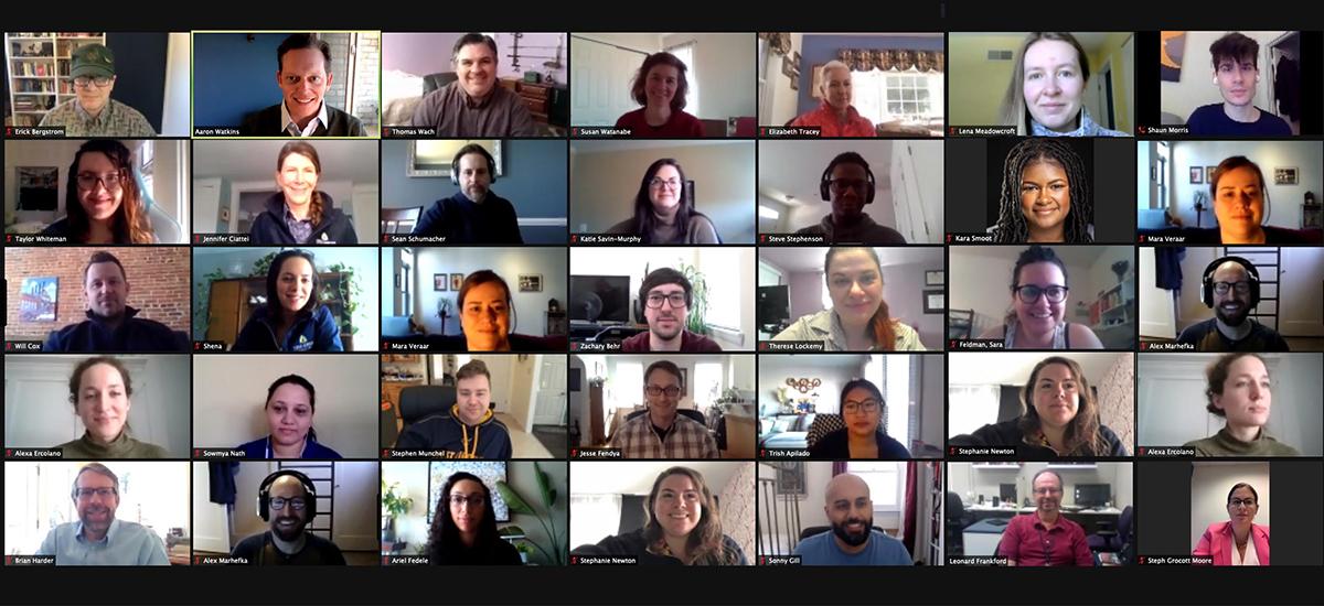 Johns Hopkins Medicine Marketing and Communications team
