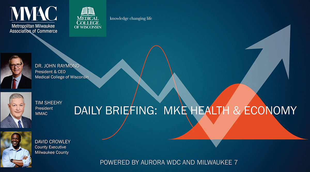 Daily Briefing MKE Health and the Economy