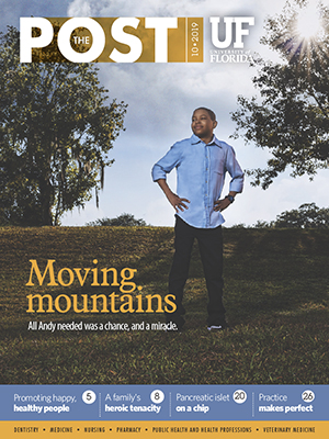Moving Mountains - All Andy needed was a chance, and a miracle.