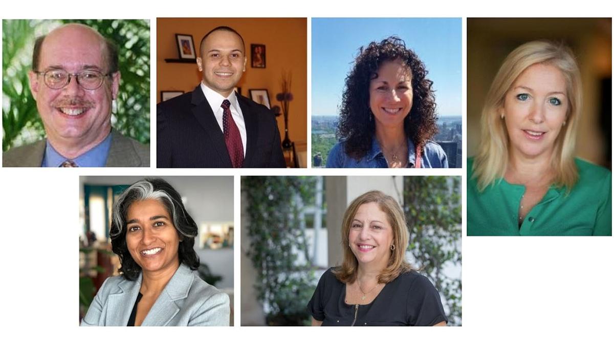 Robert Benchley, Tauffyt Aguilar Zelaya, Lisa Worley, Lisa King, Priyanka Sinha, and Julie Levin