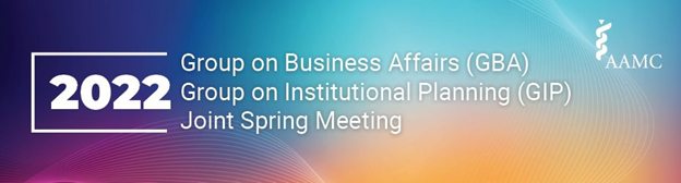 Save the Date: GBA/GIP 2022 Joint Spring Meeting: April 27-28