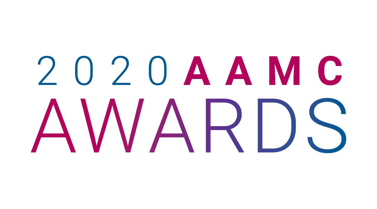 AAMC Awards 2020 Logo