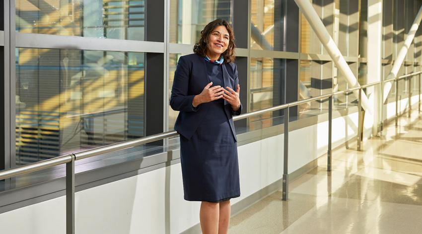Nita Ahuja, MD, MBA, chair of the Department of Surgery at Yale School of Medicine, says we can leverage the positive changes from the pandemic to improve academic medicine in the coming years.