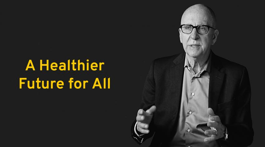 "AAMC President and CEO David J. Skorton, MD, explains the new strategic plan, ""A Healthier Future for All."""