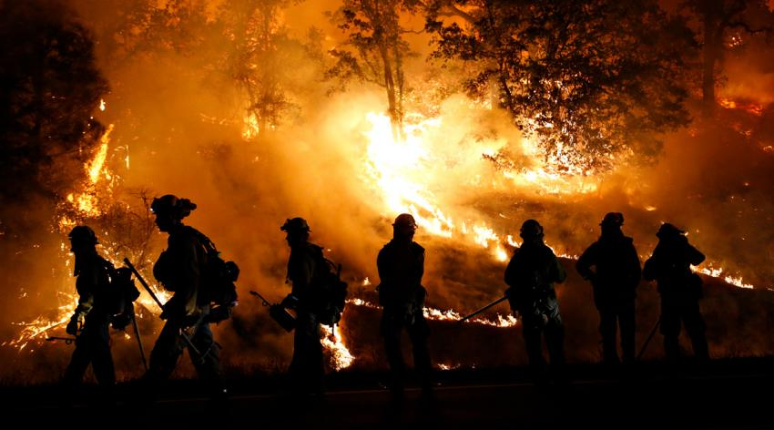 Climate change threatens firefighters and farmworkers. And that's only the beginning.