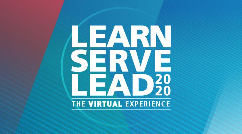 Learn Serve Lead 2020 logo